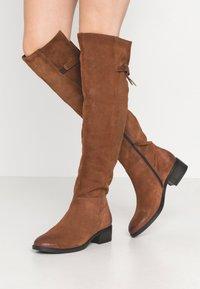 MJUS - Høye støvler - penny - 0