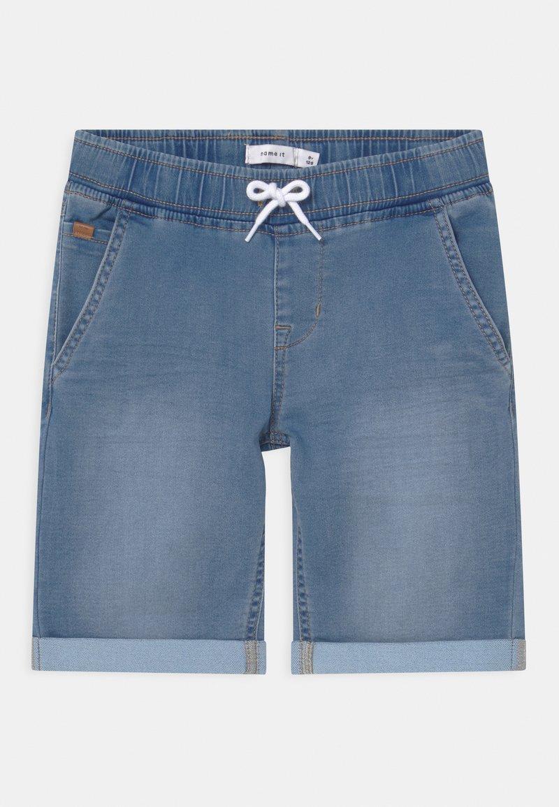 Name it - NKMRYAN - Shorts di jeans - light blue denim
