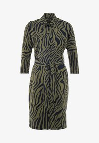Expresso - STRONG - Jersey dress - olive - 4