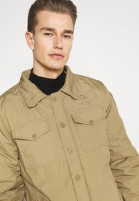 Schott - JEEPER - Winter jacket - beige - 4