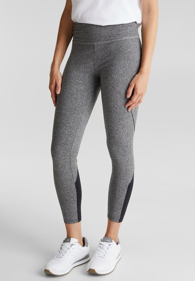 2-TONE-LOOK - Leggings - medium grey