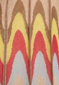 M Missoni - ABITO LUNGOSENZA MANICHE - Jumper dress - multicoloured - 7