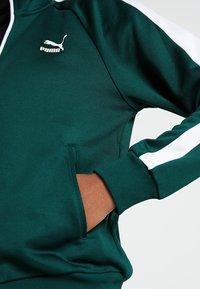 Puma - CLASSICS TRACK - Sportovní bunda - ponderosa pine - 5