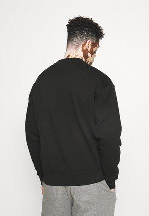 UNISEX - Sweatshirt - noir
