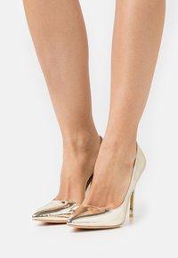 Glamorous - Classic heels - gold - 0