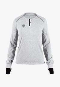 MOROTAI - T-shirt sportiva - light grey - 6