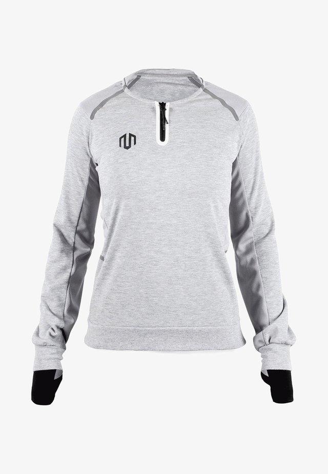 T-shirt sportiva - light grey