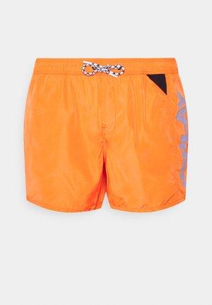 BEACHWEAR - Swimming shorts - ultra orange