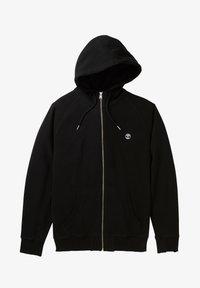 Timberland - EXETER RIVER FULL ZIP - Zip-up hoodie - black - 0