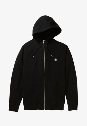EXETER RIVER FULL ZIP - Zip-up hoodie - black