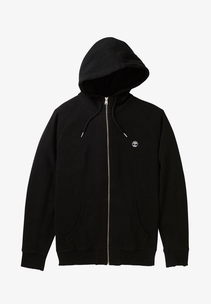 Timberland - EXETER RIVER FULL ZIP - Zip-up hoodie - black