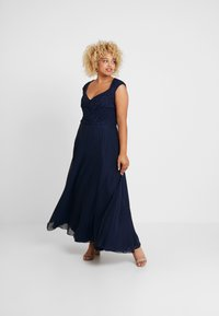Swing Curve - COCKTAIL DRESS - Společenské šaty - marine - 1