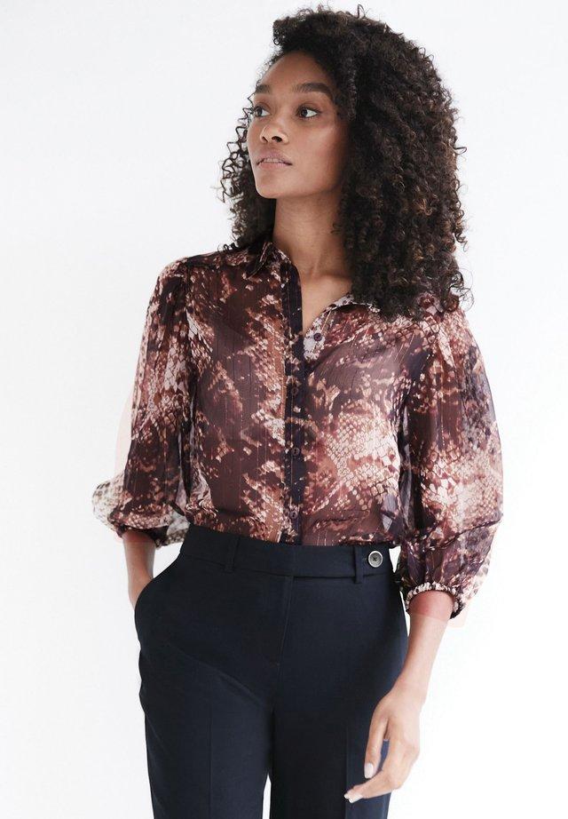 SPARKLE - Button-down blouse - multi-coloured
