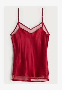 Intimissimi - Pyjama top - rosso - 4