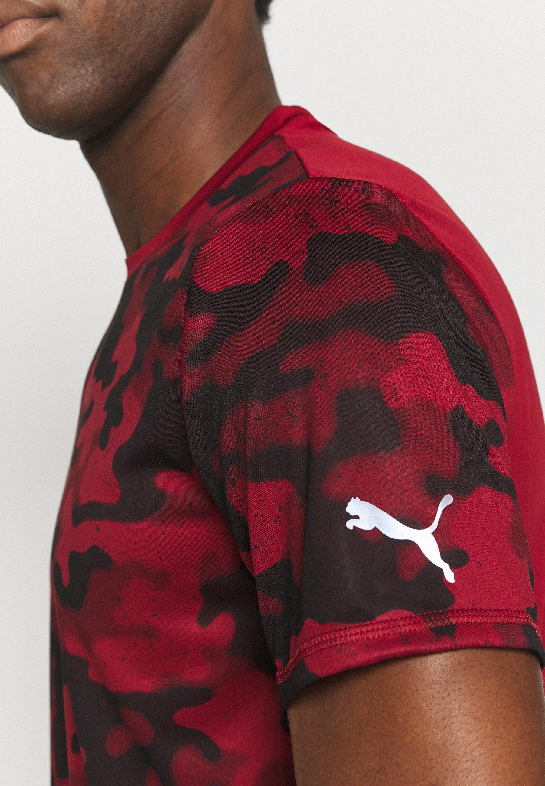 Hombre RUN GRAPHIC TEE - Camiseta estampada