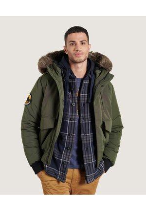 EVEREST - Winter jacket - khaki