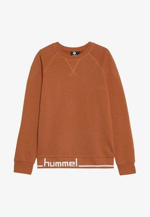 HMLDEVEN  - Sweatshirt - sierra