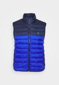 Polo Ralph Lauren Golf - FILL VEST - Waistcoat - royal blue/french navy - 3