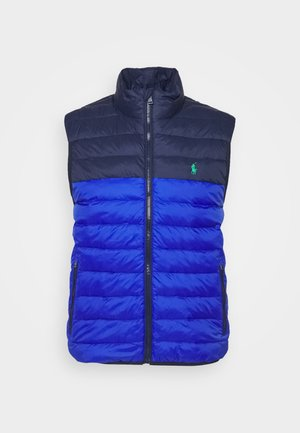 FILL VEST - Veste sans manches - royal blue/french navy