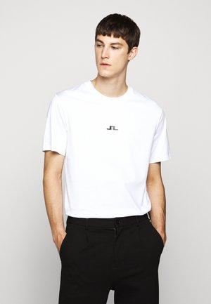 BRIDGE  - Basic T-shirt - white