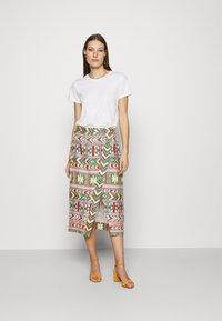 Farm Rio - AMULET WRAP SKIRT - Wrap skirt - multi - 1