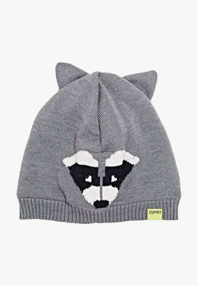 Muts - dark grey