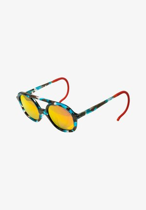 Sonnenbrille - petrol