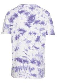 YOURTURN - T-shirt med print - lilac - 5