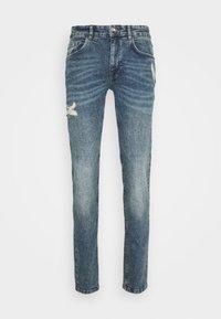 STOCKHOLM DESTROY - Slim fit jeans - hola blue