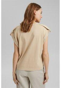 edc by Esprit - Basic T-shirt - sand - 2