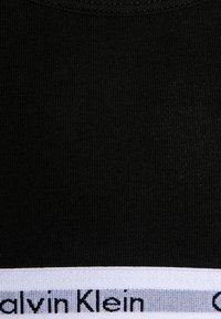 Calvin Klein Underwear - 2 PACK - Bustier - white/black - 4