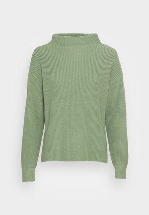 SLEEVE - Stickad tröja - reed green