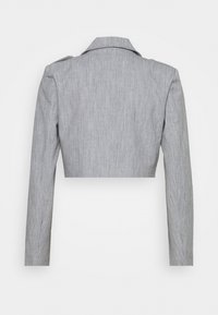 4th & Reckless - RAFFI CROPPED BLAZER - Blazer - grey - 1
