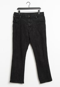 Wrangler - Straight leg jeans - black - 0