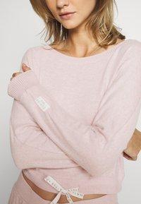DORINA - CLOUD - Pyjama top - pink - 4