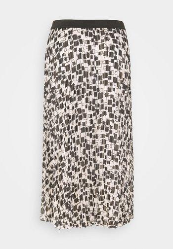 CAIRO - A-line skirt - multi-coloured