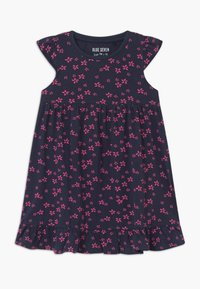 Blue Seven - SMALL GIRLS 3 PACK - Žerzejové šaty - multi - 2