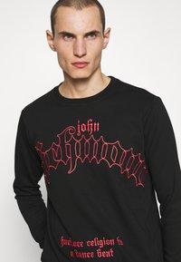 John Richmond - APOLLYONN - Sweatshirt - black - 4