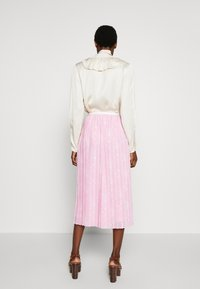 See by Chloé - A-line skirt - pink/white - 2