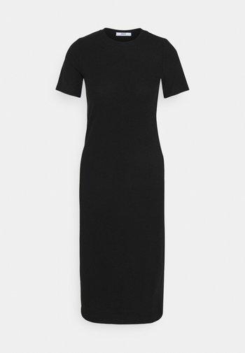 ONLZOE MIDI DRESS  - Jumper dress - black