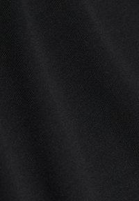 Esprit Sports - MIT LOGO-PRINT - Print T-shirt - black - 6