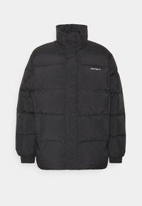 Carhartt WIP - DANVILLE JACKET - Down jacket - black - 3