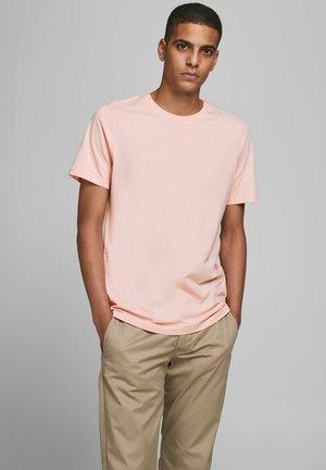 Basic T-shirt - peachskin