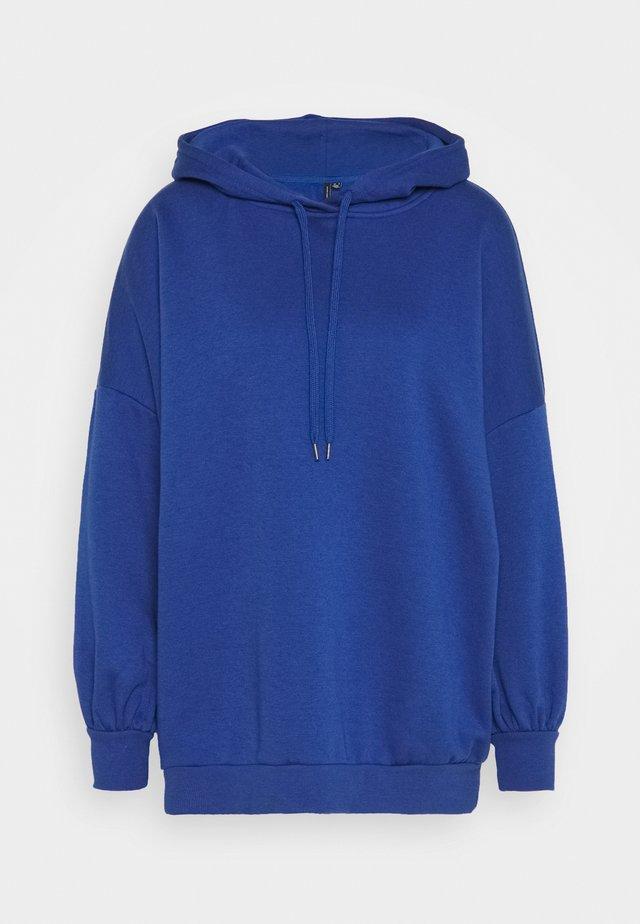 VMNATALIE OVERSIZED HOOD  - Hoodie - sodalite blue