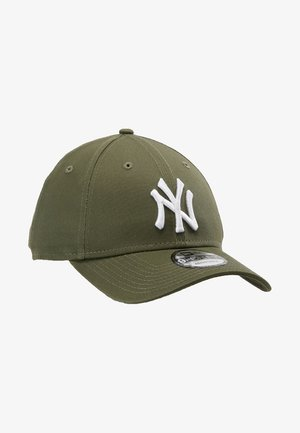 9FORTY LEAGUE ESSENTIAL - Caps - dark green