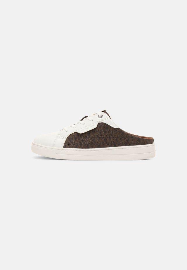 KEATING SLIDE - Sneaker low - brown