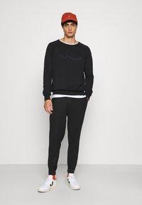 LTB - SIRABA - Pantaloni sportivi - black - 1