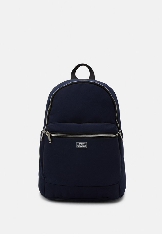 ROUNDED BACKPACK UNISEX - Rugzak - navy