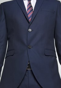 Selected Homme - SLHSLIM MYLOHOLT NAVY SUIT  - Suit - navy - 8