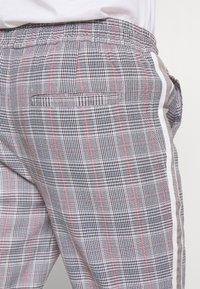 D-STRUCT - RICCO - Trousers - tartan - 5